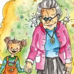 Oma en het kankermonster